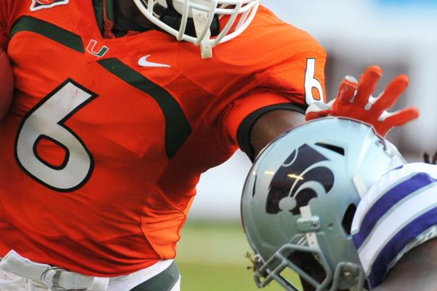2011 NFL Draft Preview: Why Lamar Miller Could Be a Cincinnati Bengal in 2012