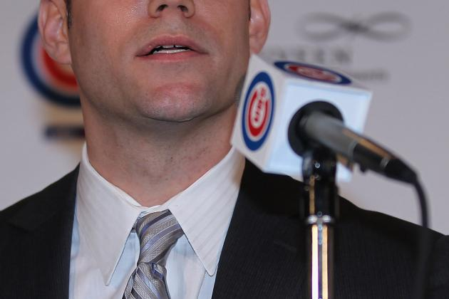 Theo Epstein Is Changing the Chicago Cubs Culture: It's About Time