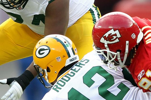 Giants vs. Packers: Aaron Rodgers and Players With the Most to Lose