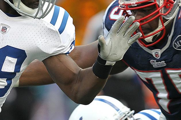 AFC Championship: Patriots D Improving Just in Time