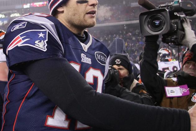 2012 NFL Playoff Bracket: Complete Championship Round Predictions