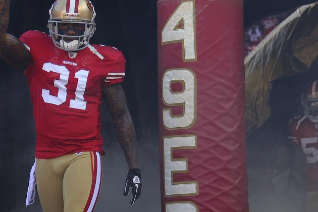 NFL Playoff Predictions: 49ers Will Hammer Giants on Way to Super Bowl XLVI