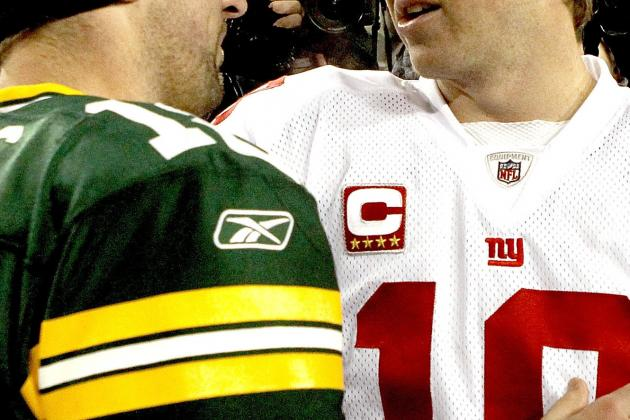 Eli Manning's Win over Aaron Rodgers Exposes the Flaw of Valuing Playoff Success
