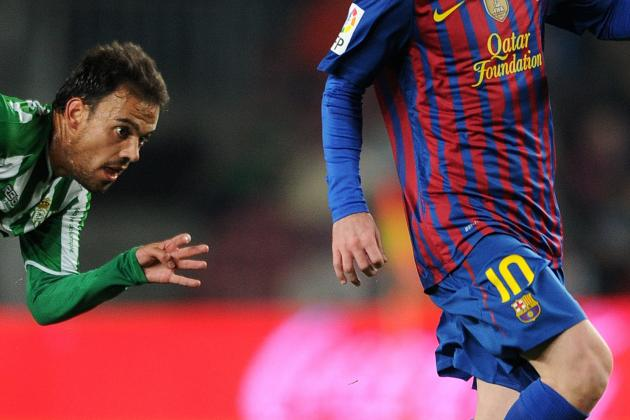 FC Barcelona: Real Betis a Dress Rehearsal for Real Madrid?