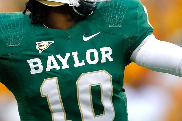 2012 NFL Mock Draft: Teams That Must Trade Up