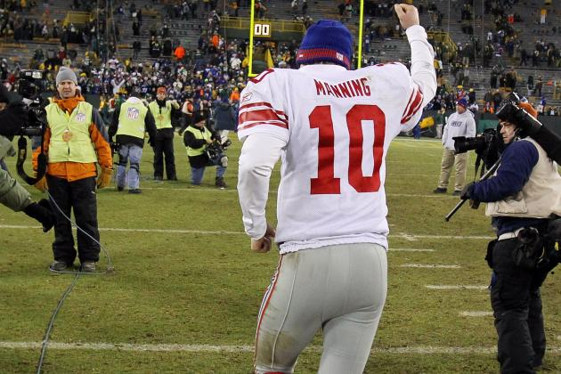 New York Giants vs. Green Bay Packers: Is It Time to Give Eli Manning Respect?