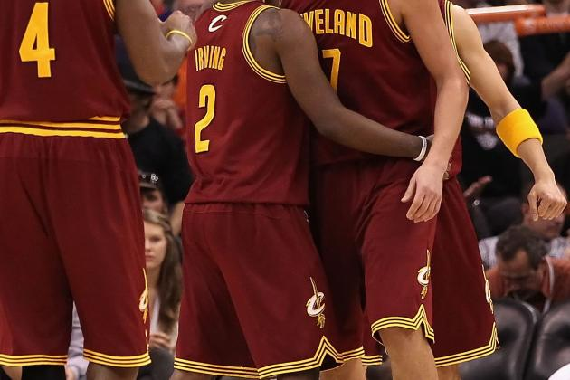 Anderson Varejao Situation Is Win-Win for Cleveland Cavaliers