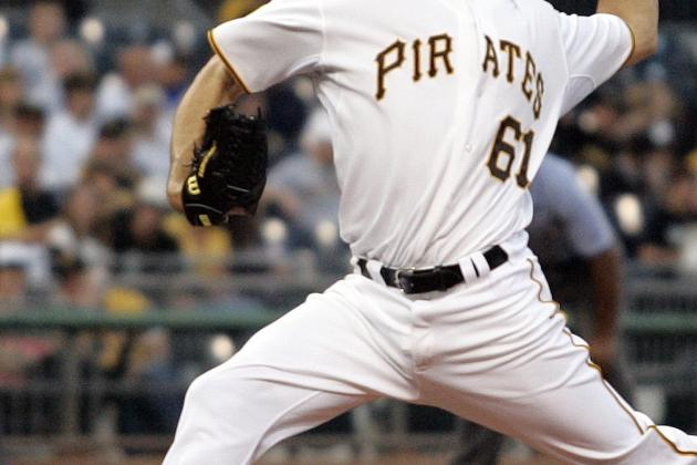 Jeff Locke to Have Solid Season Pitching for Pittsburgh Pirates