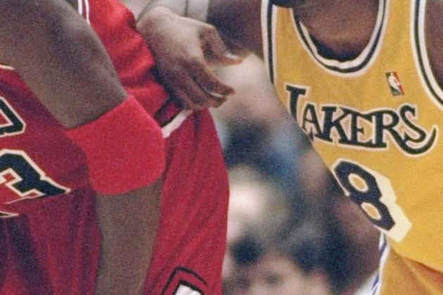 Michael Jordan Believes Only Kobe Bryant Is on His Level ...