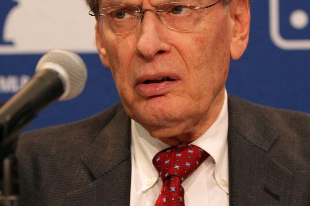 Bud Selig Gets Extension After All He's Done Wrong with Major League Baseball