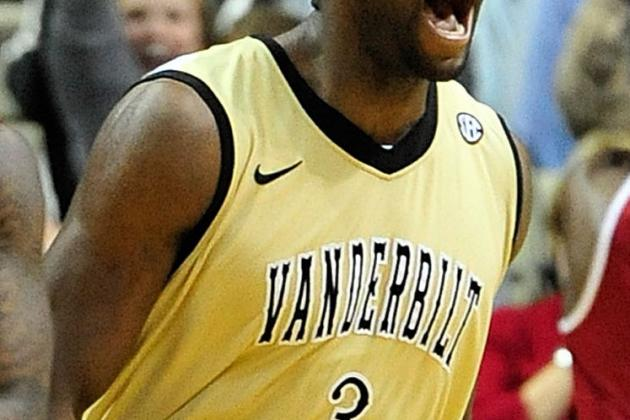 College Basketball Top 25: Making a Case for the Vanderbilt Commodores