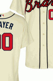 Atlanta Braves: New Cream Colored Alternative Uniforms are Simple and Sleek