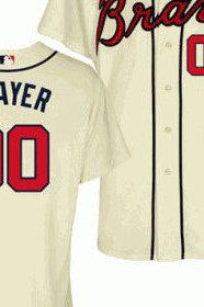 Atlanta Braves: New Cream Colored Alternative Uniforms are Simple and Sleek