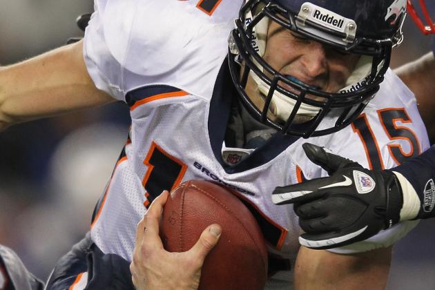 Denver Broncos: Tim Tebow Still a Long-Term Chump Despite Playoff Success