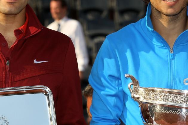 Roger Federer vs. Rafael Nadal: Is Nadal's 17-9 H2H Record That Important?