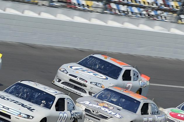 2012 NASCAR Preseason Power Rankings: Part 1 (Nos. 1-10)