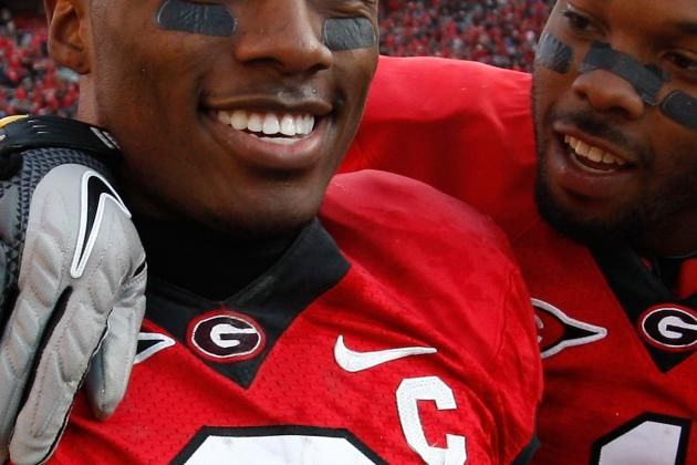 Georgia Bulldogs Football: Where Does Brandon Boykin Rank Among Georgia Greats?