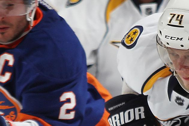 New York Islanders vs Nashville Predators: Inside the Box Score