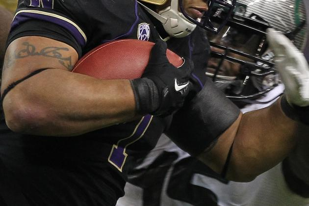 2012 NFL Draft: Chris Polk and Top Potential Second-Round Steals