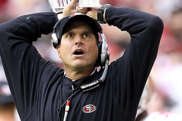 Jim Harbaugh: Breaking Down the Many Faces of the San Francisco 49ers Head Coach