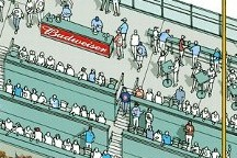 Chicago Cubs to Debut New Budweiser Patio on Opening Day