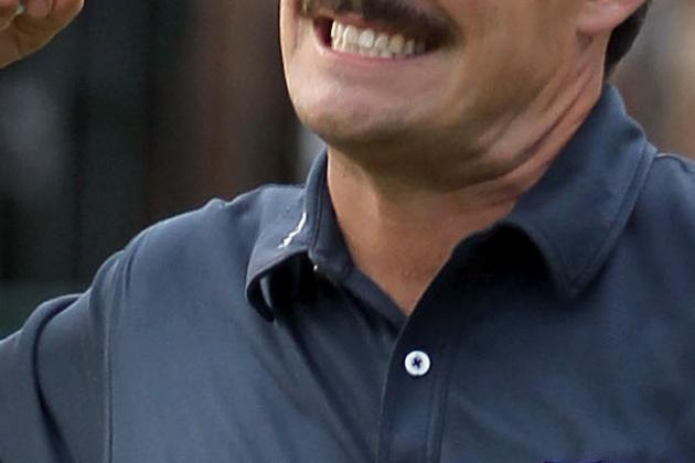 Stricker, Wagner, a Mustache and Movie Star at the Sony Open