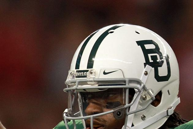 2012 NFL Mock Draft: Robert Griffin III and Best Athletes Available