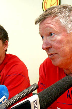 Manchester United: Sir Alex Ferguson Reveals Who He Thinks Will Take His Place