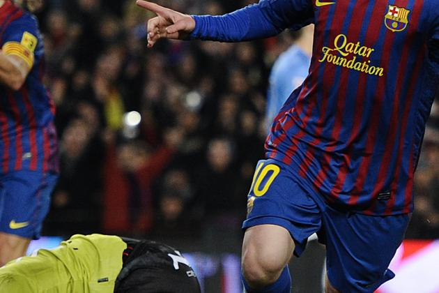 Lionel Messi Is Not the Greatest Player of All Time... Yet