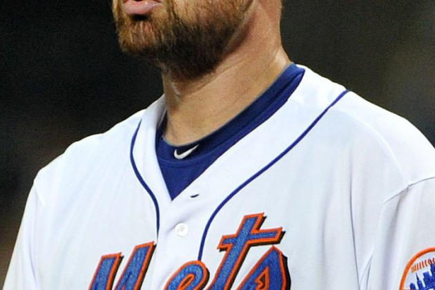 MLB Rumors: Mike Pelfrey and New York Mets Agree to 1-Year Deal