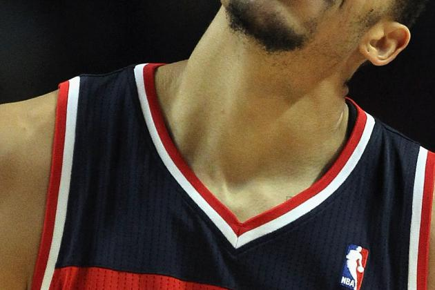 Washington Wizards' Javale McGee Showboat Dunk Shows Scale of Problems