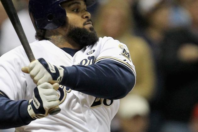 With Victor Martinez Out, Prince Fielder Now Has a Perfect New Home in Detroit