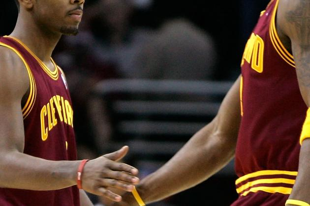 Cleveland Cavaliers' Kyrie Irving Is the Favorite for NBA Rookie of the Year