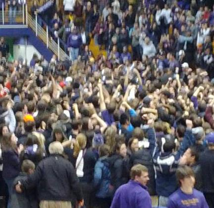 Northwestern Basketball: The Night Welsh-Ryan Came Alive for Its 'Cats