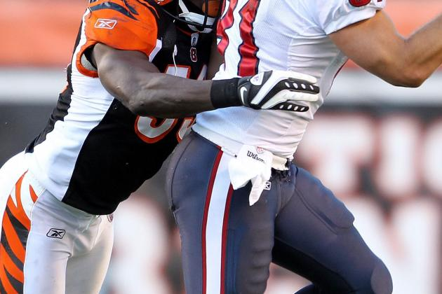 Houston Texans: Owen Daniels Should Be the 2012 NFL Comeback Player of the Year