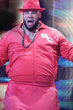 WWE: Brodus Clay's New