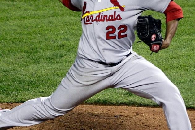 MLB Free Agency: Why Edwin Jackson Is Needed to Keep the Cardinals on Top