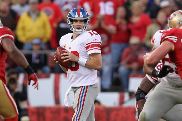 Giants vs 49er's: Giants Will Beat 49er's and Advance to Superbowl