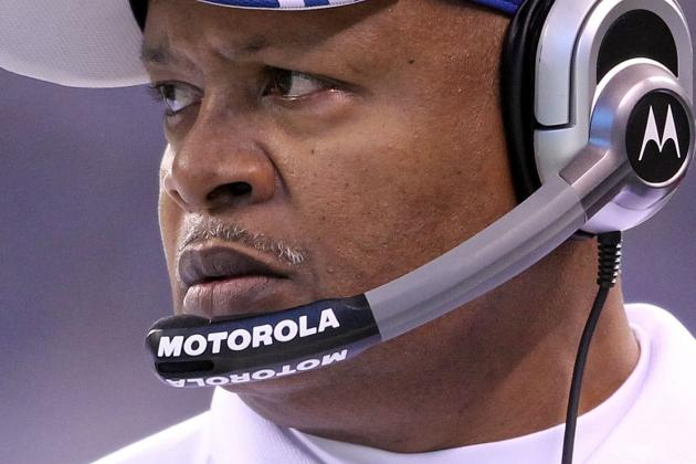 In Jim Caldwell We Don't Trust: Jim Irsay and New GM Grigson Cut Ties with Coach