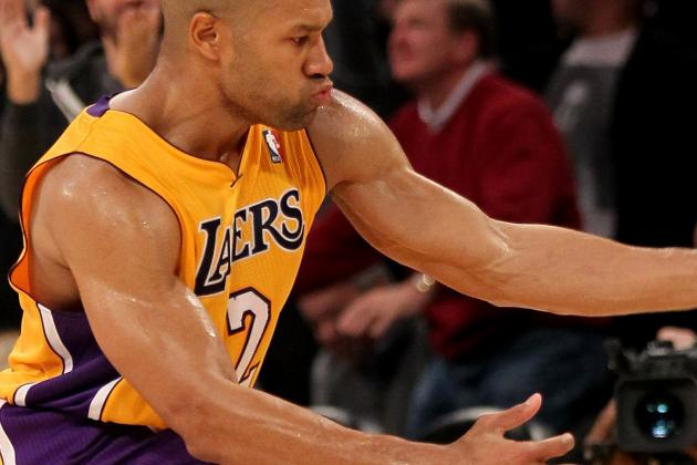 Los Angeles Lakers: Is Derek Fisher More Clutch Than Kobe Bryant?