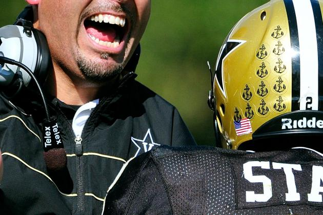 Vanderbilt Recruits Responding to James Franklin's Pitch