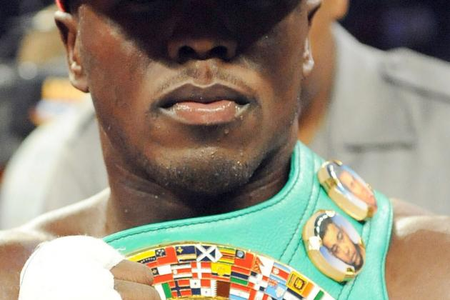 Andre Berto Tries to Defeat Victor Ortiz in Fight of the Year Rematch