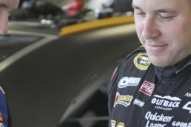 2012 NASCAR Preseason Power Rankings: Part 2 (Nos. 11-20)