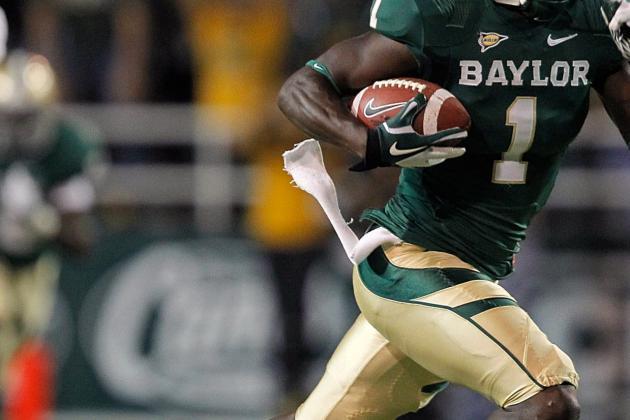 2012 NFL Draft: Chicago Bears' Top Needs