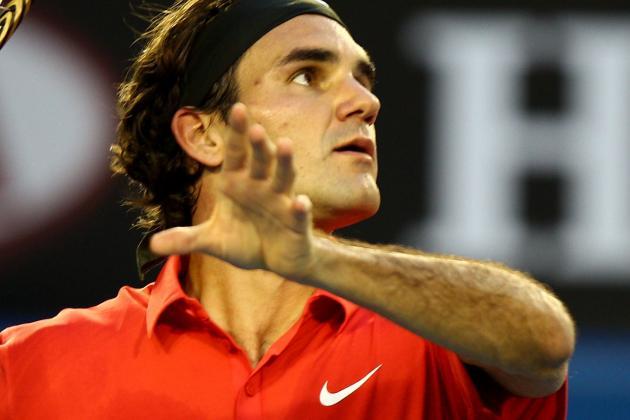 Roger Federer Receives More Luck at Australian Open 2012: Andreas Beck Defaults