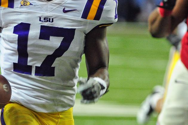NFL Draft 2012: Why Morris Claiborne Is a No-Brainer for the Minnesota Vikings