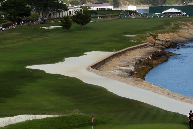 Ranking the West Coast's Best PGA Tour Courses