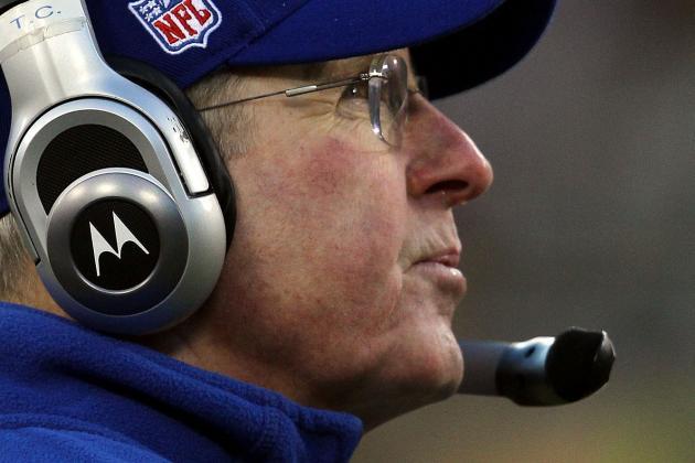 Tom Coughlin: How the New York Giants Head Coach Silenced His Critics