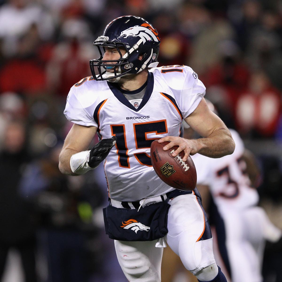 Tim Tebow: Denver Broncos QB Played Through Injury In