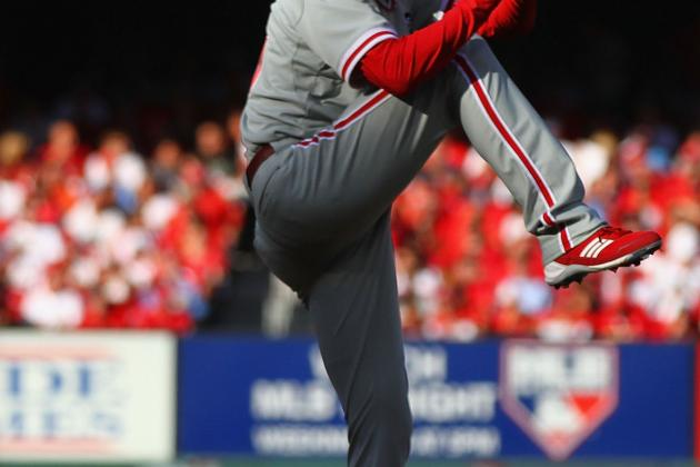 MLB Free Agency 2012: Cole Hamels Philadelphia Phillies' Future Still Uncertain